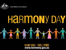 Change to Harmony Day Celebrations