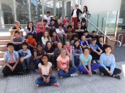 Year 6 & 7 trip to Canberra