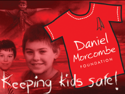 Friday 31 October: The Day for Daniel: Wear RED