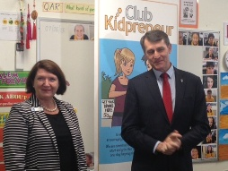 Club Kidprenuer Launch